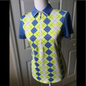 Izod Tennis/ Golf Shirt